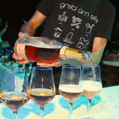 Drinks @ Lago Caldaro