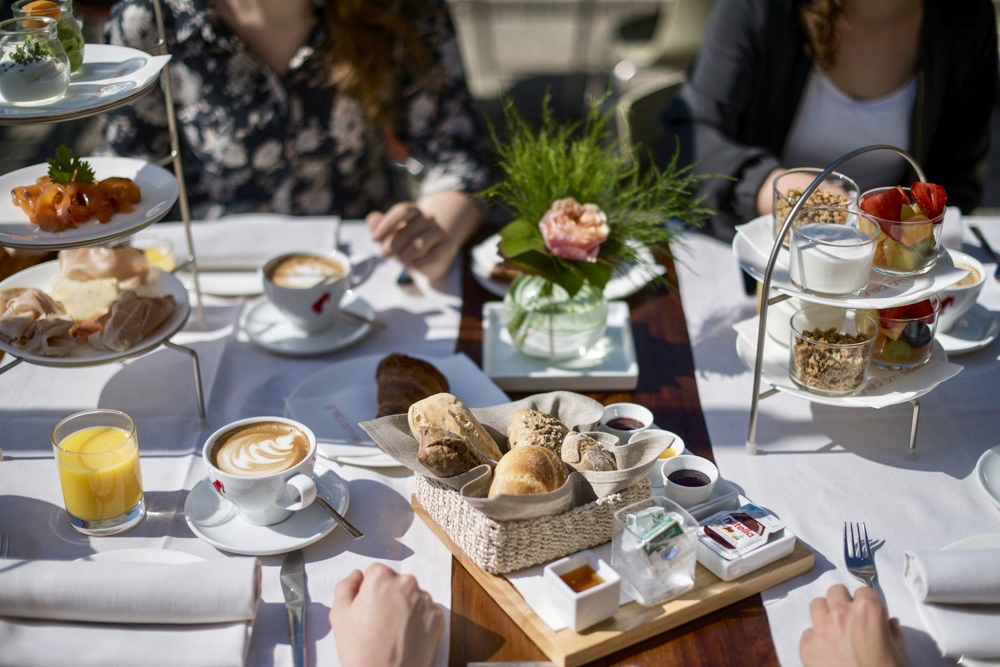 Brunch am Wasser – in riva al lago